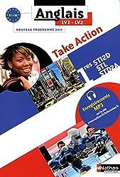 Anglais - Take Action - 1res STI2D-STL-STD2A