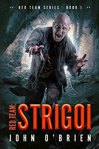 Red Team: Strigoi: Volume 1