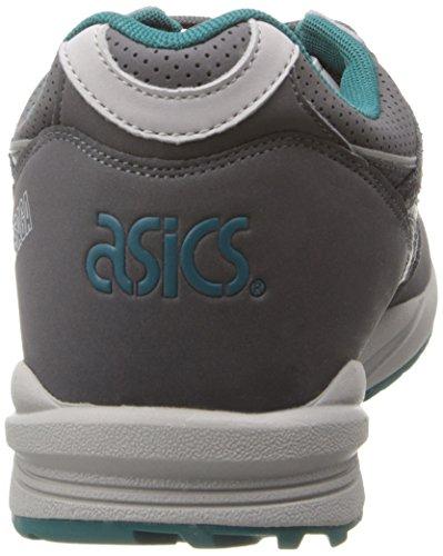 Asics Shaw Runner Synthétique Baskets Dark Grey-Dark Grey