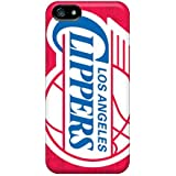 Creative AaronBlanchette Iphone 5/5s Great Hard Cell-phone Cases Custom High-definition Los Angeles Clippers Image [jgL5277NnEz]