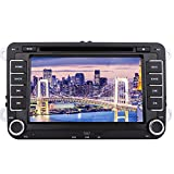 Eincar GPS 7inch Car Stereo Double Din Autoradio Bluetooth Lecteur DVD