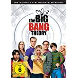 The Big Bang Theory - Die komplette neunte Staffel