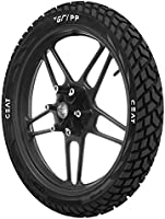 Ceat Gripp 2.75-18 48P Tube-Type Bike Tyre, Rear (Home Delivery)