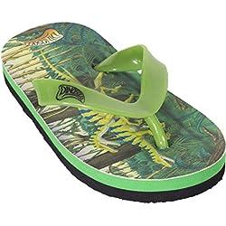 Dinosoles Dinoflips Kids Sandals - Raptor - UK 2/3
