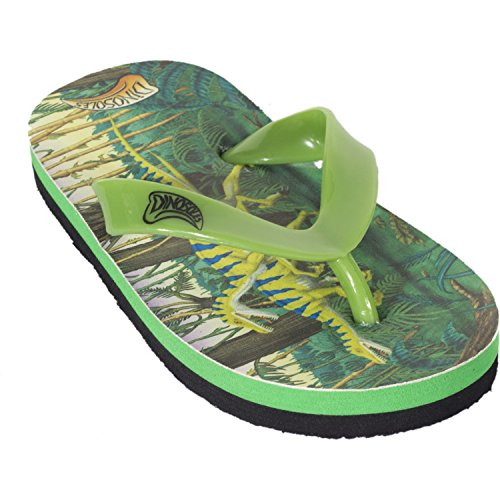 Dinosoles Dinoflips Kids Sandals - Raptor - UK 2/3