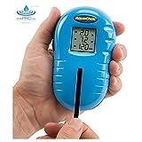 EQT-TEC Teststreifen 50 St PH Wert Tester Pool PH-Tester Chlor Chlortester Schwimmbecken