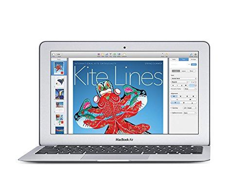 Apple Macbook Air - Ordenador portátil de 11.6