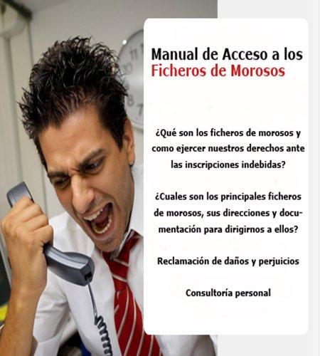 Manual de Acceso a los Ficheros de Morosos por Fran Contreras