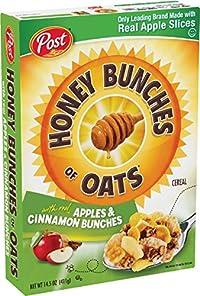 POST Honey Bunches of Oats Apple Cinnamon 411.07gm
