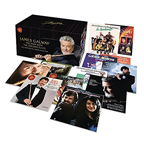 James Galway: The Complete RCA Album Collection (Coffret 73 CD)