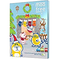 Moo Free Advent Calendar, 100 g