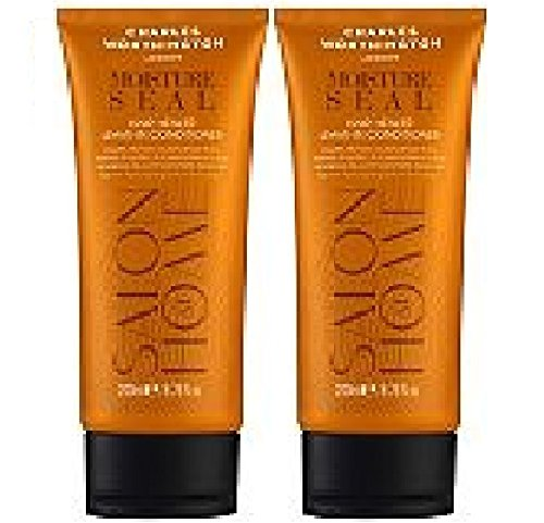 (2 PACK) Charles Worthington Moisture Seal Hair Healer LEAVE IN Conditioner x 200ml