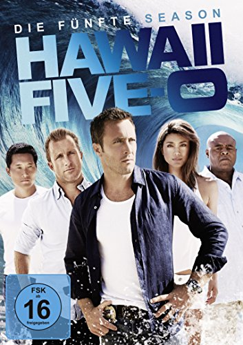 Hawaii Five-0 - Die fünfte Season [6 DVDs]