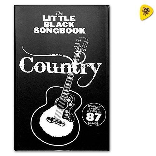 The Little Black Songbook - Country ( für Gitarre mit Texten und Akkorden)