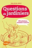 Questions de jardiniers