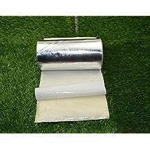 Cinta autoadhesiva de de unión para césped artificial para costuras 2piezas de césped sintético juntos, 15CM x 10M