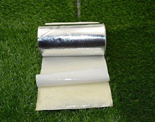 Erba artificiale giunzione Adesivi per cuciture 2pezzi erba sintetica insieme, 15CM x 10M