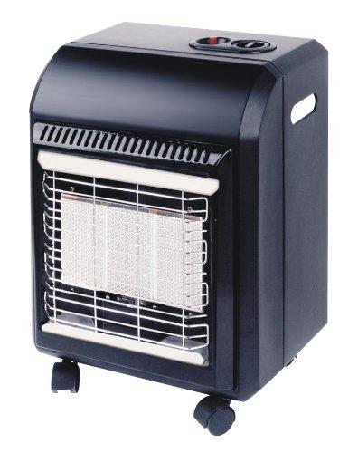 4.2kw IRISH REGULATOR Mini Mobile Gas Fire Kingavon Heater Calor Kosangas PG153