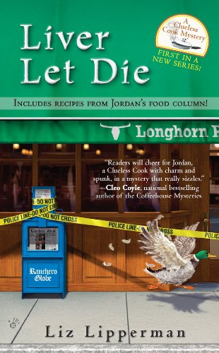 Liver Let Die (A Clueless Cook Mystery)