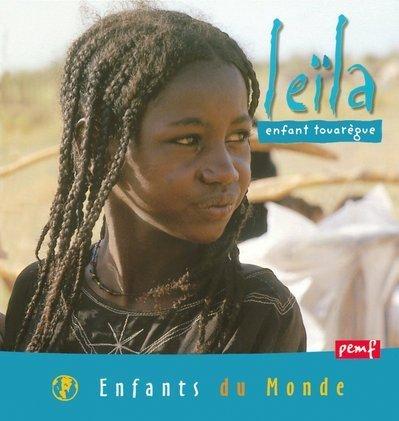 Leila : Enfant touarègue