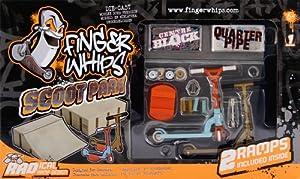 Finger Whips Scoot Park / Parque de re:creation
