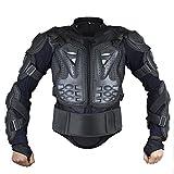 Webetop giacche moto Parts Full Body Abbigliamento di protezione della colonna vertebrale toracica Armatura Off Road Protector Motocross corsa Protettori per torace, XXXL