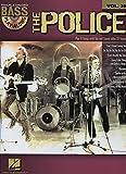 Bass Play-Along Vol.20 Police + Cd