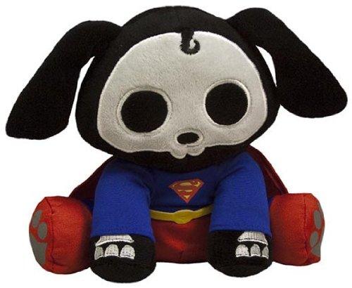 Skelanimals Superman Dax Deluxe Peluche