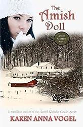 The Amish Doll: Amish Knitting Novel by Karen Anna Vogel (2013-11-27)