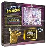 Fascicolo Mewtwo GX - Detective Pikachu - Italiano