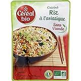 Céréal Bio - Riz à l'asiatique - Le doy pack de 220g