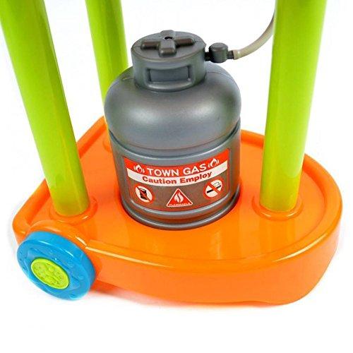 ☀ Elektrischer Spielzeug Grill Gasgrill Mini Kindergrill mit Licht und Sound ☀ - 3