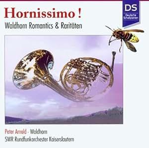 Hornissimo! Waldhorn Romantics