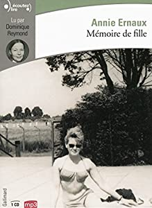 """Afficher """"Mémoire de fille"""""""