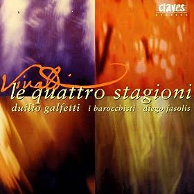 """Concerto In Si Bemolle Maggiore Per Violino, Archi E Basso Continuo RV 363, """"O Sia Il Corneto Da Posta"""""""
