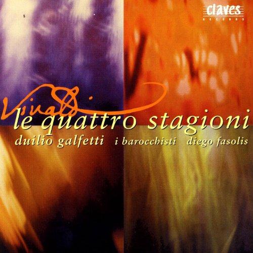 Vivaldi: The Four Seasons - Mandoline & Violin Concertos