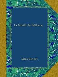 La Famille De Béthanie...