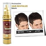 #2: Volamena Restroactive Hair Revitalize Serum, 50ml
