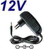 Adaptateur Secteur Alimentation Chargeur 12V pour Remplacement Asian Power Devices Inc ADP WA-18H12 N14939 puissance du câble d'alimentationTension de sortie (Output): 12V Longueur du câble 110cmContenu de la livraison: chargeur avec prise française ...