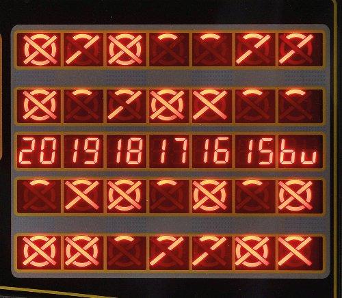 Elektronische Dartscheibe Dartona JX2000 Turnier Pro – Turnierscheibe mit 41 Spielen und über 200 Varianten - 5