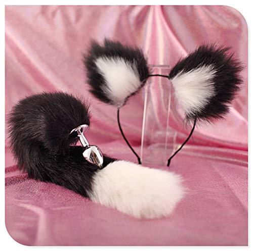 stfell-Haarspangen für Mädchen, Cosplay-Kostüm, Halloween-Kostüm ()