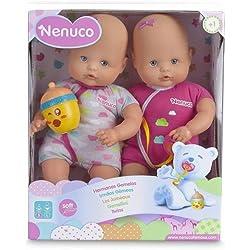 Nenuco - Hermanos Gemelos, accesorios surtidos (Famosa 700012131)