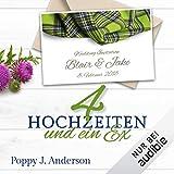 Vier Hochzeiten und ein Ex: Just married 1 - Poppy J. Anderson