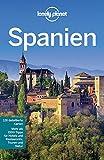 Lonely Planet Reiseführer Spanien (Lonely Planet Reiseführer Deutsch) - Anthony Ham