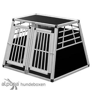 Alpuna Transportbox N10 > 82x90x68cm Doppelbox Notausstieg