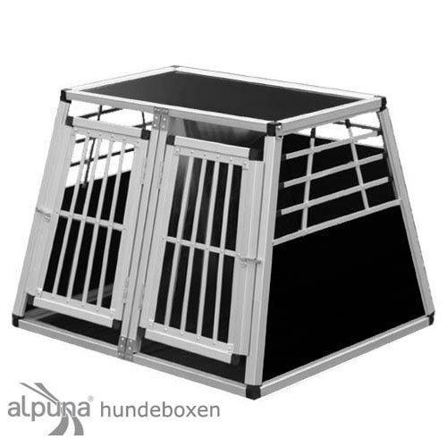 Transportbox N10 > 82x90x68cm Doppelbox Notausstieg