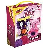JOUSTRA - Travel box Pompons