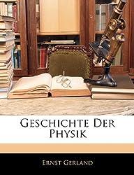 Geschichte Der Physik (German Edition)