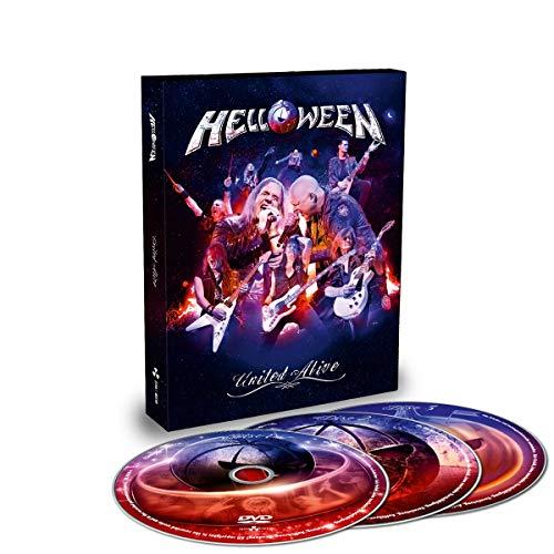 Helloween - United Alive [3 DVDs]