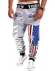 MT Styles pantalon de sport NEW YORK homme R-520